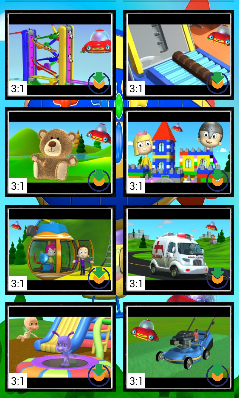 how to download kids videos on android