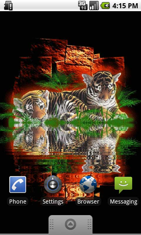 Download Two Tigers Live Wallpapers