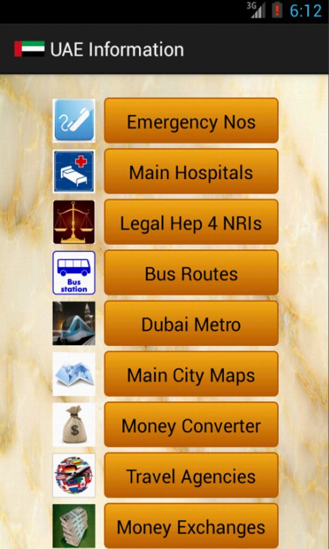 UAE Helper for Foreigners and NRI s from India and Kerala  screenshot 1