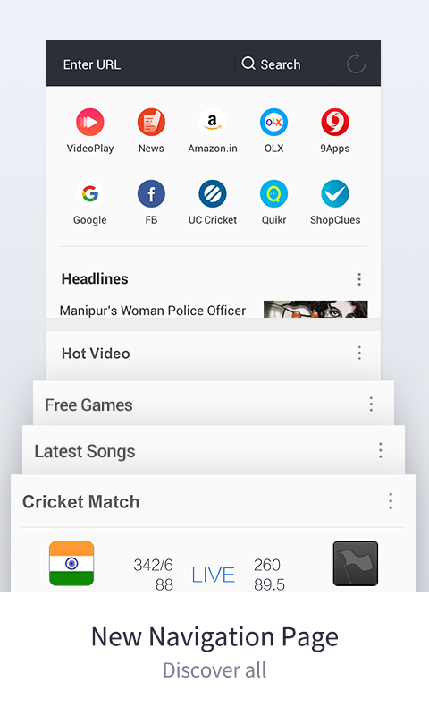 UcBrowser - UC Browser APK FREE free android app - Android ...