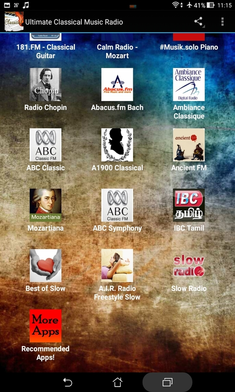 Ultimate Classical Music Radio Free APK Android App