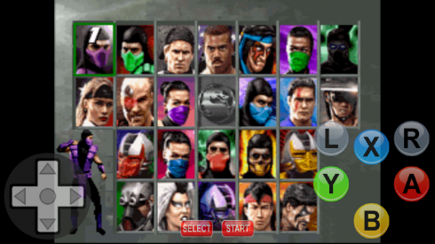 Ultimate Mortal Kombat 3 for Android - Download