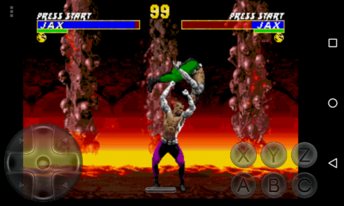 Ultimate Mortal Kombat for Android - Download