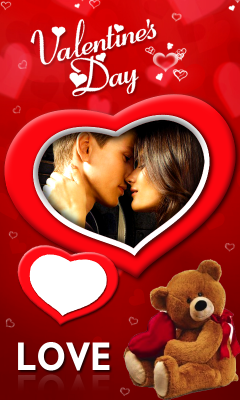 Valentines Day Photo Frames HD free android app - Android Freeware