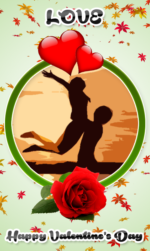 Valentines Day Photo Frames Android Download