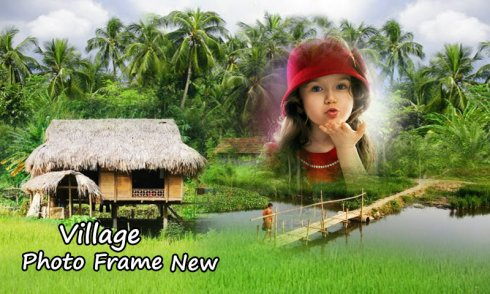Village Photo Frame new for Android - Download