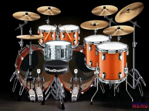 virtual drum set online