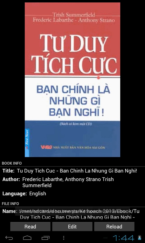 vn ebook reader free app download   android freeware
