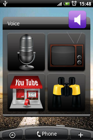 Voice Widget screenshot 1