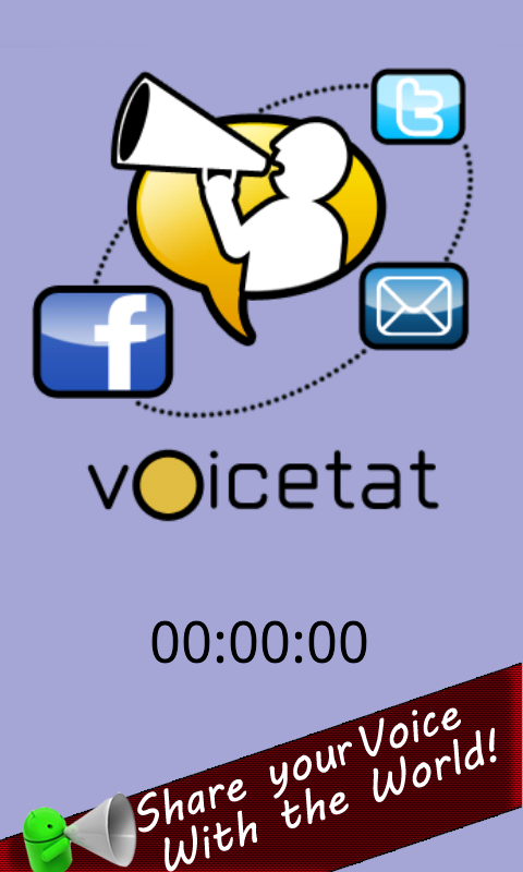 VoiceTat screenshot 1