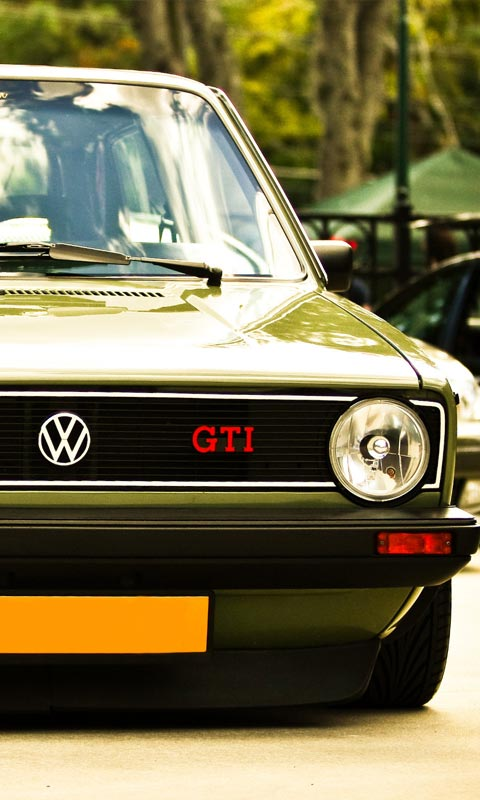 Volkswagen Golf 2 Live Wallpapers Free Android App