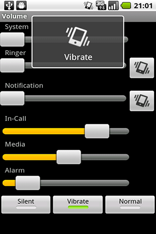 Volume Control pro screenshot 1