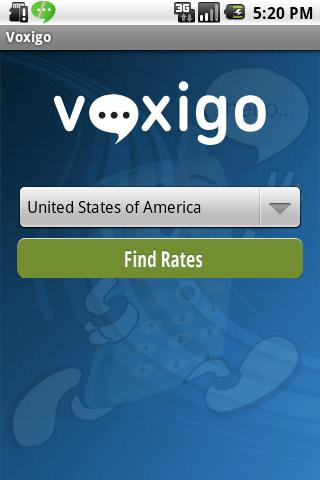 Voxigo - Make FREE Calls and Send SMS screenshot 1