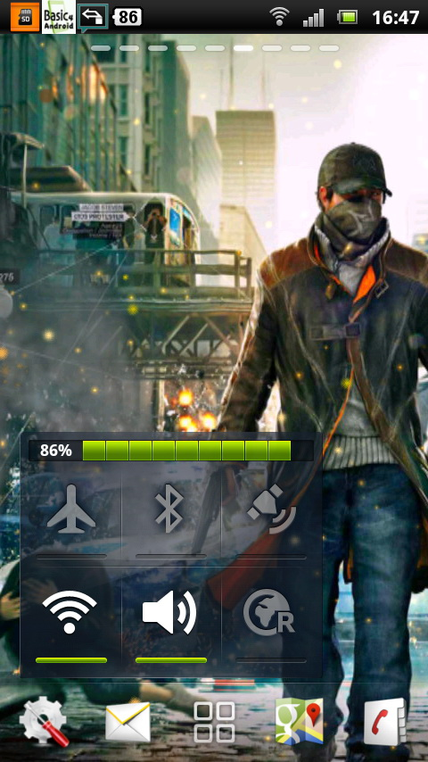 Download Watch Dogs Live Wallpaper 4 free for your Android phone