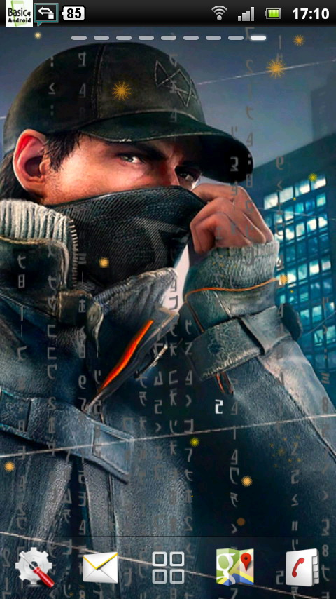 watch dogs live wallpaper -#main