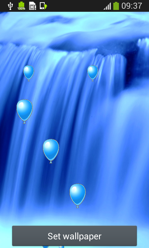 Waterfall Live Wallpapers Free Free App Download Android Freeware