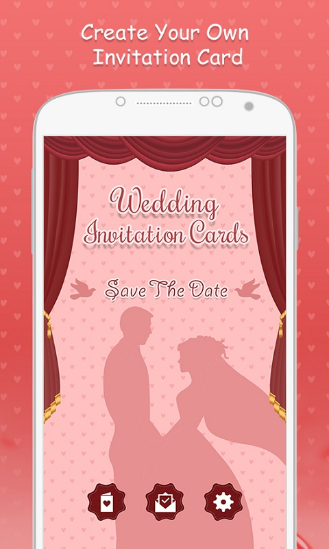 Wedding Invitation Cards free APK android app Android Freeware