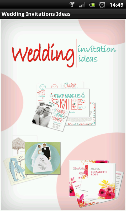Download Wedding Invitations Ideas Free