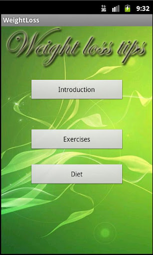 Weight Loss Tips And a Diet screenshot 1