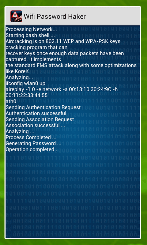 WiFI Password Hacker 2016 free APK android app - Android ...