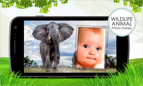 Wildlife Photo Frames free APK android app - Android Freeware