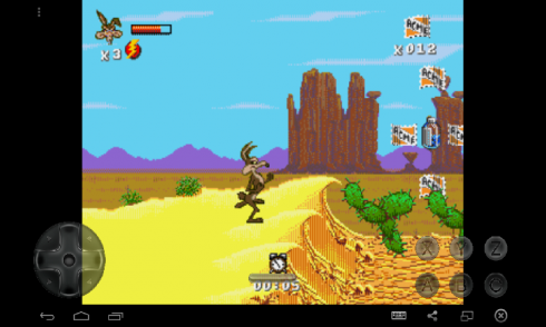 wile e coyote and road runner free apk android app. Black Bedroom Furniture Sets. Home Design Ideas