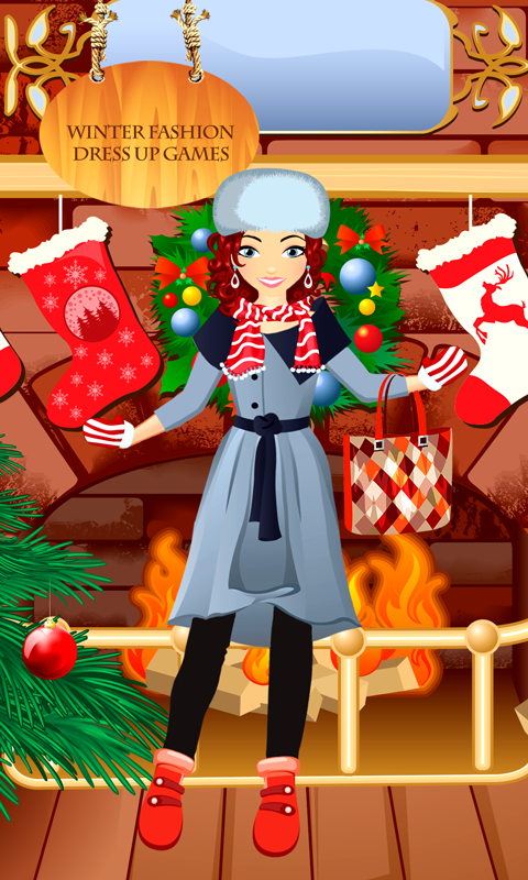 Winter Fashion Dress Up Games Top Free Apk Android App Android Freeware