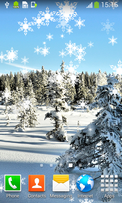 winter live wallpapers latest free app download android