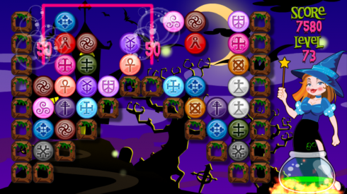 Witch Spheres screenshot 2