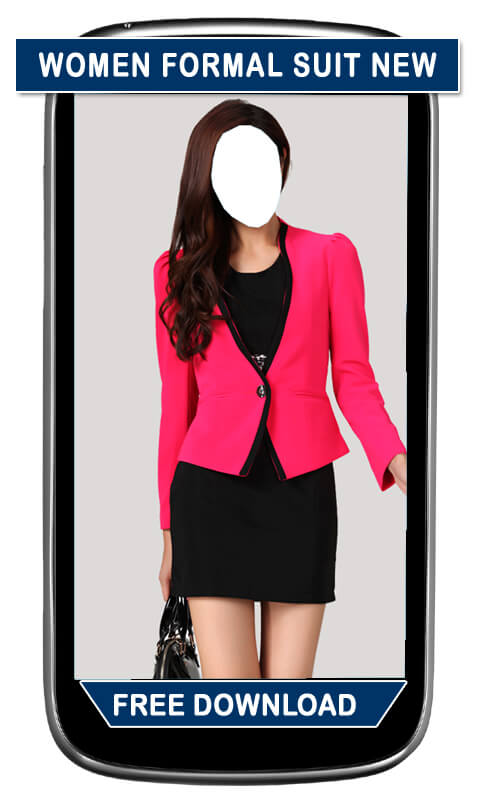 Women Formal Suit New screenshot 1