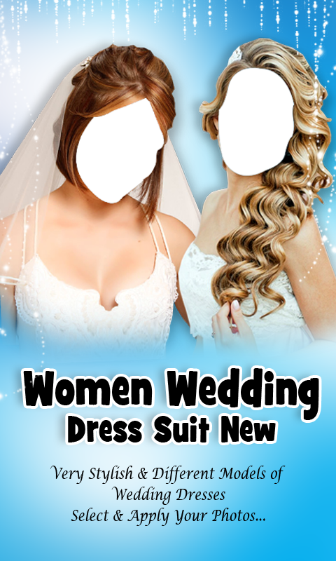 Women Wedding Dress Suit New free APK android app - Android Freeware