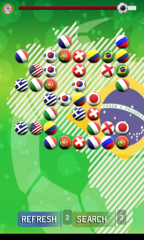 World Cup Country Games screenshot 1
