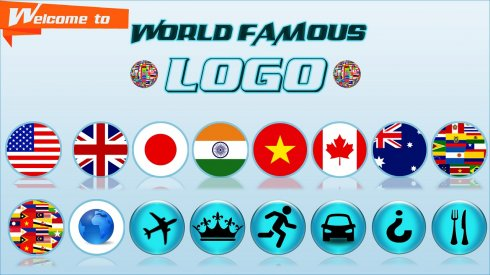 World Famous Logo Quiz free android app - Android Freeware