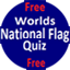 Worlds National Flags Quiz
