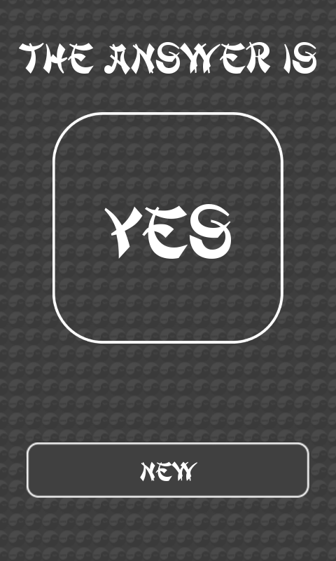 Yes or No Decision Maker screenshot 2