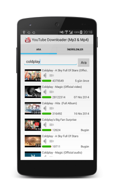 YT3 for Android - Download