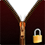 Image of Zipper Locks Jean Lock Screen