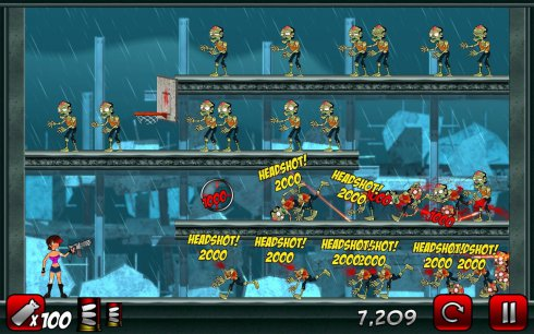 Zombie Run screenshot 2