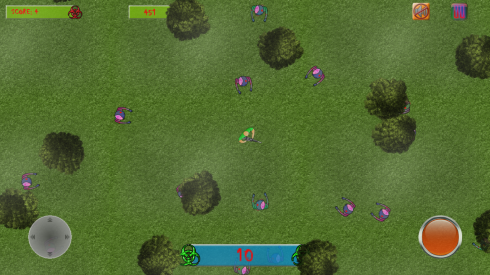 Zombie Survival Shooter screenshot 2