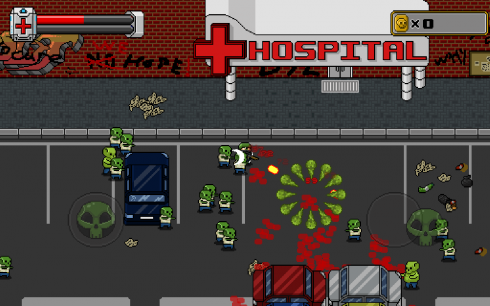 Zombies Bullets And Jeans screenshot 2